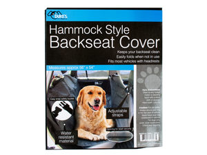 Wholesale: Hammock Style Backseat Cover