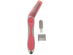 Wholesale: Battery-Operated Personal Body Groomer Set