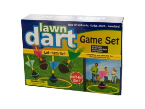 Wholesale: Lawn Dart Game Set