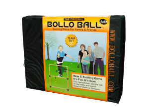Wholesale: Bollo Ball Team Game Set In Case