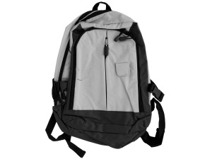 Grey/Black Backpack