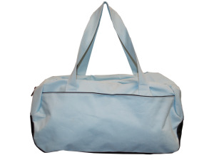 Medium Tote Bag - Light Blue/Black