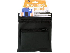 Wholesale: Travel Neck Pouch