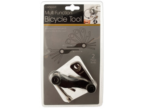 Compact Multi-Function Bicycle Tool