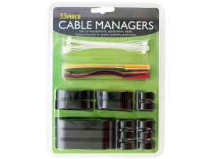 Wholesale: Cable Management Set