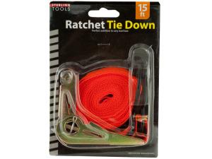 Wholesale: Ratchet Tie Down