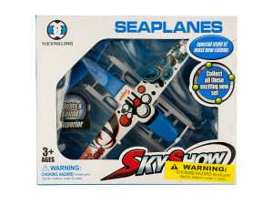 Wholesale: Toy Seaplane with Light & Sound