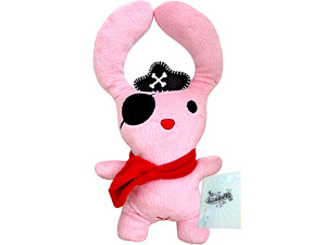 Pinkie Pirate Dooodoll