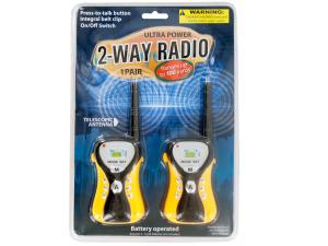 Wholesale: Ultra Power 2-Way Radio Set