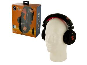 Collegiate Licensed Syracuse University DJ Headphones