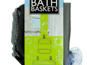 Wholesale: Mesh Bath Baskets Set