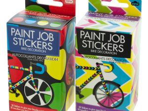 Paint Job Bike Decoration Stickers