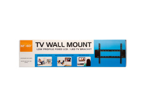 Wholesale: Large Low Profile TV Wall Mount