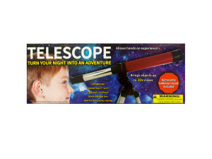 Wholesale: Compact Telescope with Tabletop Tripod