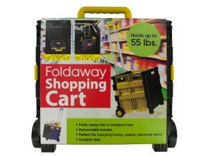 Wholesale: Foldaway Shopping Cart