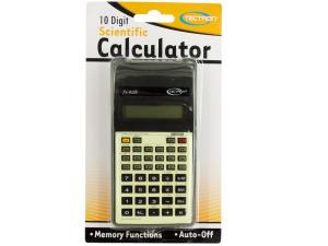Wholesale: 10 Digit Scientific Calculator