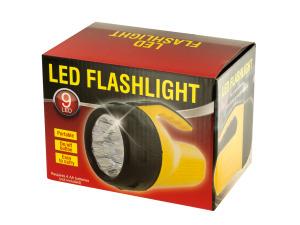 Portable LED Flashlight