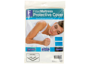 Full Size Fitted Protective Mattress Cover