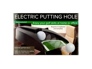 Wholesale: Electric Golf Putting Hole