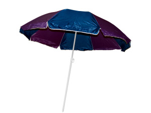Wholesale: Large Beach Umbrella with Two Part Pole