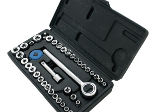 Wholesale: Socket Set in Carrying Case