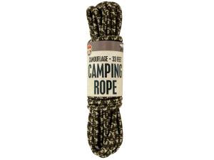 Camouflage Camping Rope