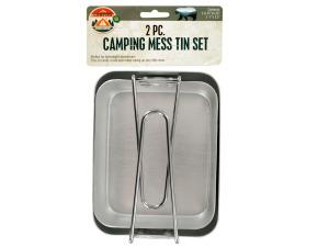 Camping Mess Tin Set