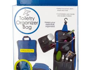 Wholesale: Water Resistant Travel Toiletry Organizer Bag