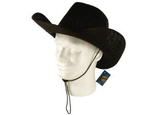 Woven Cowboy Fashion Hat