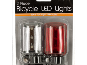 Bicycle LED Lights Set
