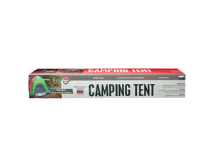 4 Person Camping Tent with Stakes