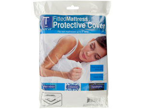 Twin Size Protective Mattress Cover