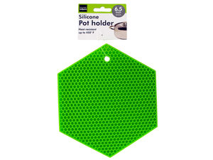 Hexagonal Silicone Pot Holder