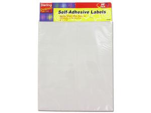 Multi-Purpose Self-Adhesive Labels
