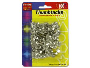Wholesale: Metal Push Pins
