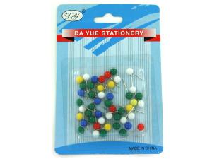 Wholesale: Small round push pins