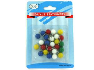 Wholesale: Large round push pins