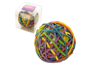 Wholesale: Rubber Band Ball