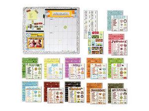 Wholesale: Memories & messages wall calendar