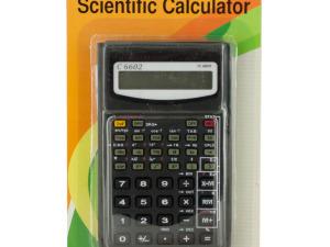 Wholesale: Scientific Calculator with Slide-On Case