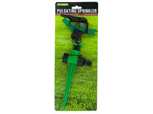 Pulsating Stake Water Sprinkler