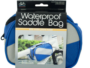 Waterproof Bicycle Bag with Phone Holder