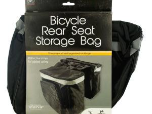 Bicycle Rear Seat Storage Bag