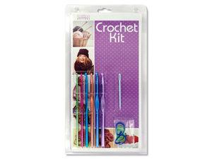 Wholesale: Multi-Purpose Crochet Kit