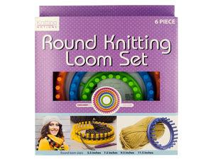 Wholesale: Round Knitting Loom Set