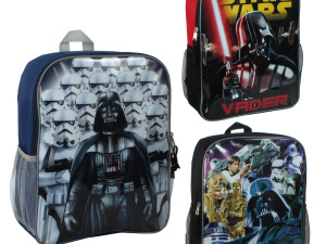 Licensed Star Wars Backpack