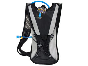 2 Liter Hydration Backpack with Flexible Drinking Tube