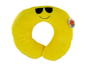 Wholesale: Emoticon Plush Travel Pillow