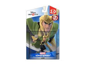 Marvel Loki Disney Infinity 2.0 Figurine
