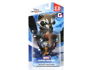 Marvel Rocket Raccoon Disney Infinity 2.0 Figurine